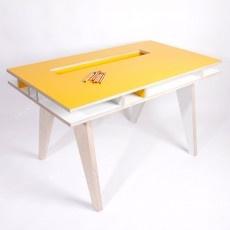 Insekt desk - Yellow: Bureaus, Kids Furniture, Escritorio Insekt, Kids Room, Insekt Desk Yellow, Design