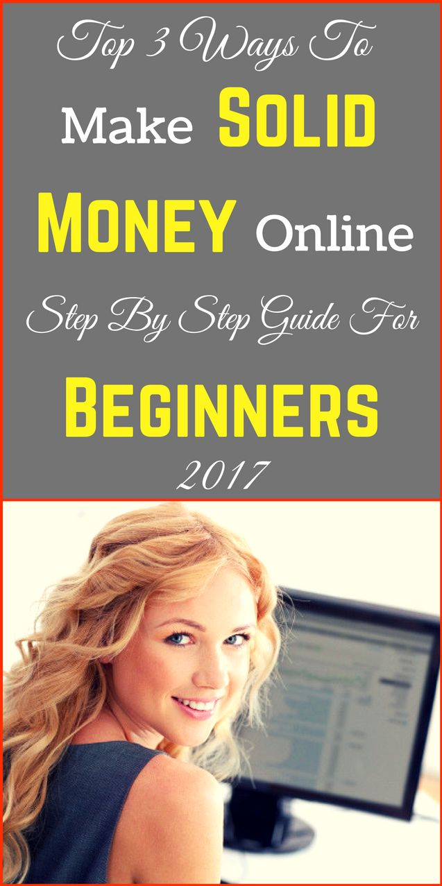 Make money online in 2017. The best ways to earn passive income online from home. Work from home and earn $4700 per month with genuine methods. Click the pin to see how >>>