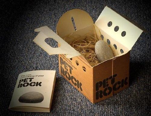 pet rocks!