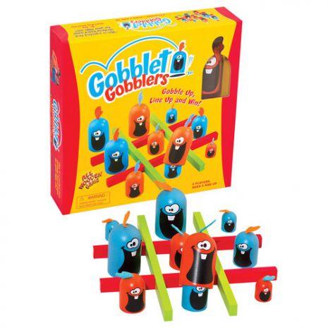 Gobblet Gobblers logikai játék | Pandatanoda.hu Játék webáruház