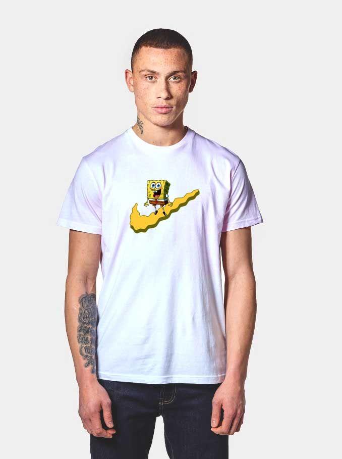 Get Buy Nike x Spongebob Collab Parody