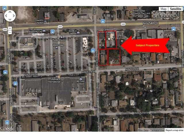 Commercial For Sale , 1096 Nw 54 St, MLS: A1718023