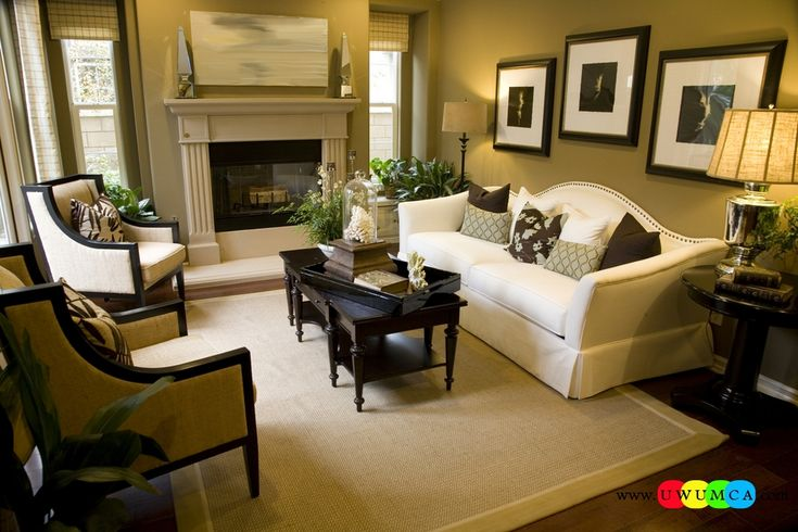 17 Best images about rectangle living room on Pinterest ...