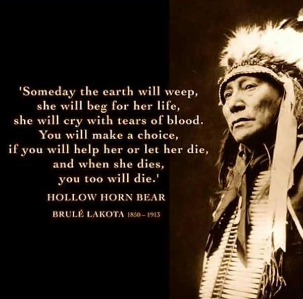 Duane Billey - Duane Billey shared Native American Indian Wisdom's...