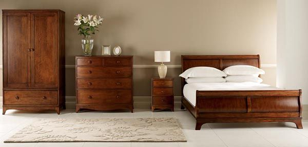 Laura ashley white bedroom furniture-9825