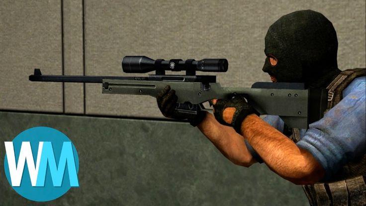 #WatchMojo #Video ❤ 10 des #Armes surpuissantes dans les #jeux vidéo #multijoueur ! ➡ http://petitbuzz.com/jeux-video/10-des-armes-surpuissantes-dans-les-jeux-video-multijoueur/