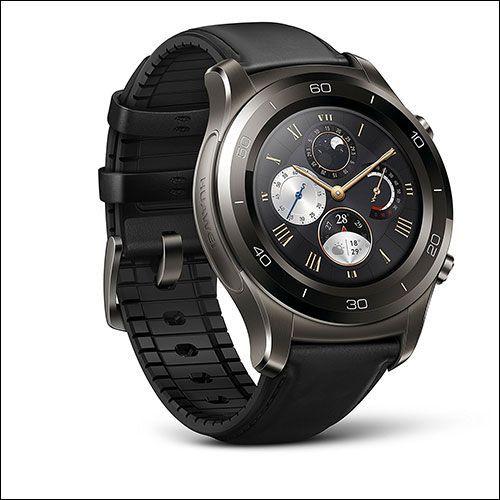 Huawei Watch 2 Classic Smartwatch for iPhone