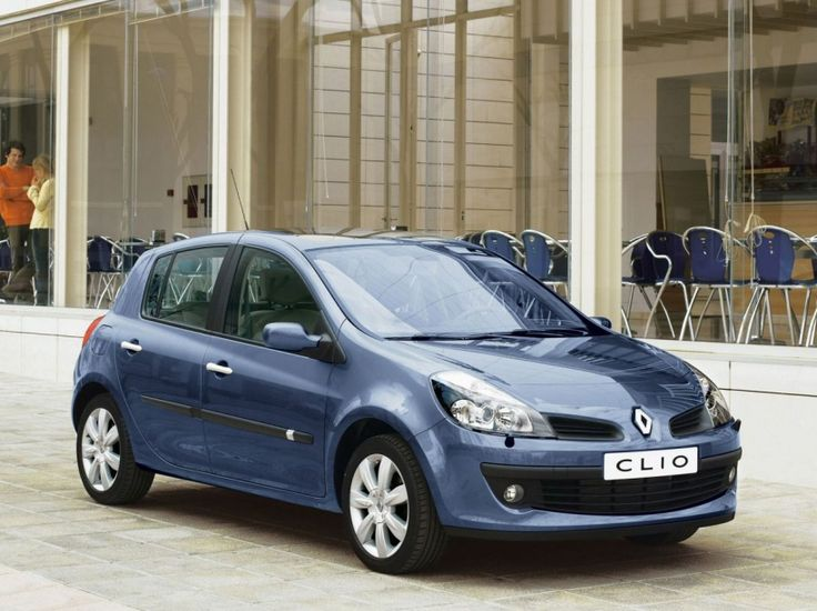 2006 : Renault Clio