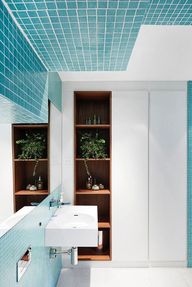 Open House | Elaine Richardson Architect #bathroom