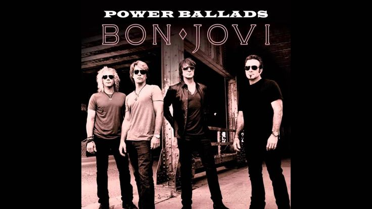 Bon Jovi - Power Ballads (Full Album 2013/2014)