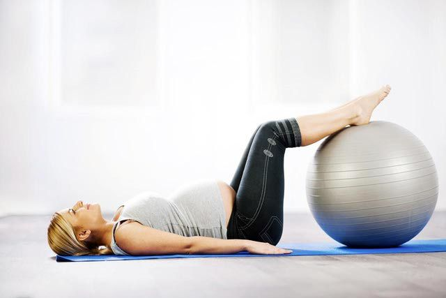 Stott's The Secret to Flat Abs Pilates video