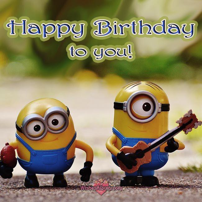 Best 25 Minion Birthday Quotes Ideas On Pinterest: 25+ Best Ideas About Happy Birthday Minions On Pinterest