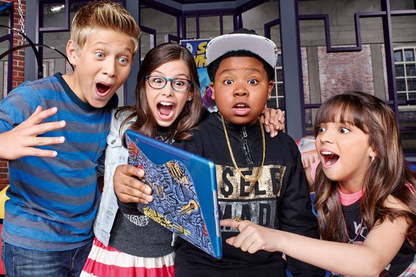 QUIZ: Which Game Shaker is Your BFF? #nickelodeon #gameshakers
