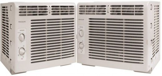 FRA052XT7 Frigidaire Air-Conditioner-Simple and Convenient
