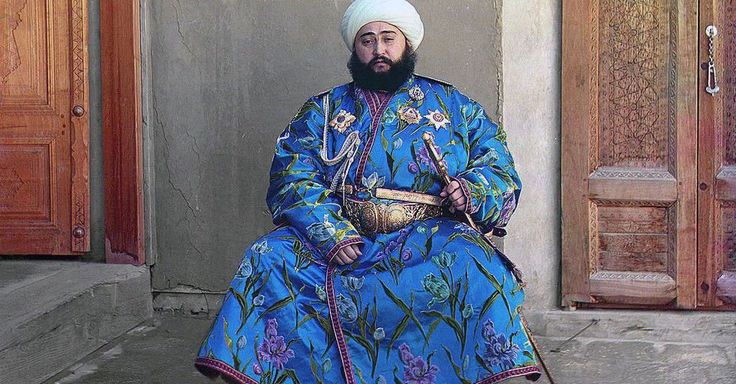 Sergey Prokudin-Gorsky became photographically renowned in Russia for a color portrait of Tolstoy. It was this fame that brought him to Tsar Nicholas II.