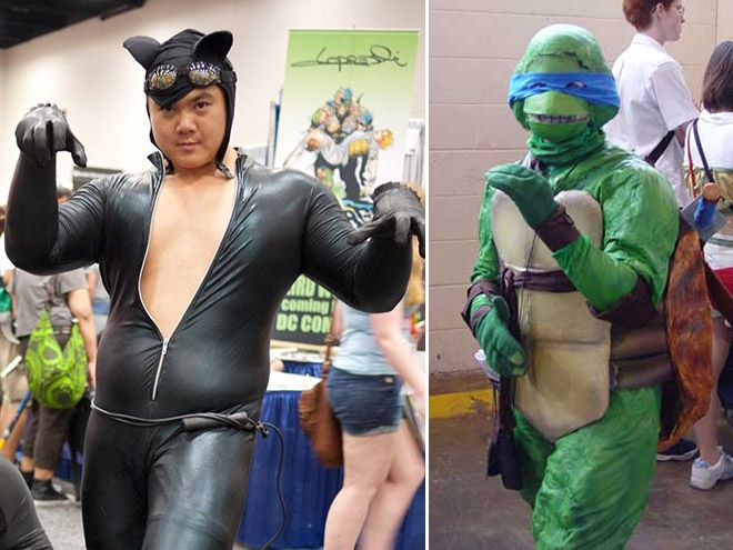 Funny Cosplay Fails