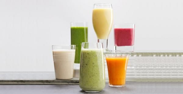 Six Ingredients for Super-Healthy Smoothies | KitchenDaily.com