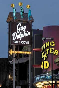 Myrtle Beach. No trip is complete with a trip to the Gay Dolphin.