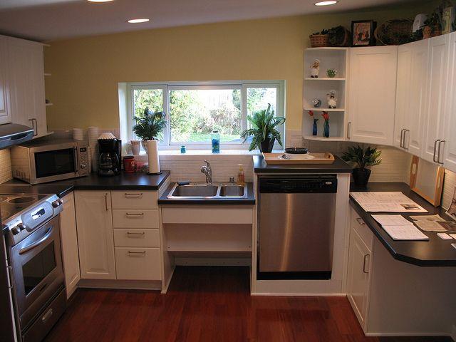 87 best images about accessible kitchens and bathrooms on pinterest under sink corner. Black Bedroom Furniture Sets. Home Design Ideas