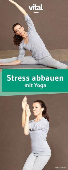 Mit Yoga und Ernährung zurück in die Life-Work-Balance - das funktioniert mit dem neuen Buch