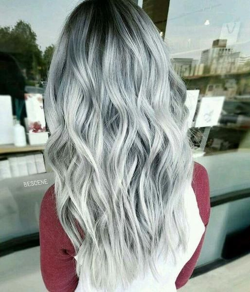 1000 ideas about grey ombre hair on pinterest grey ombre black to grey ombre and ombre hair. Black Bedroom Furniture Sets. Home Design Ideas