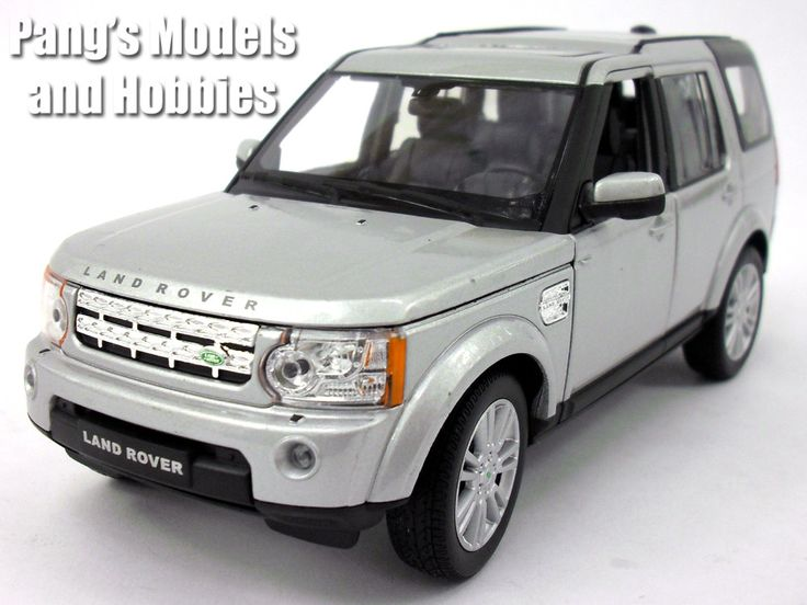 This model of the Discovery 4 is about 7.75 inches long, 3