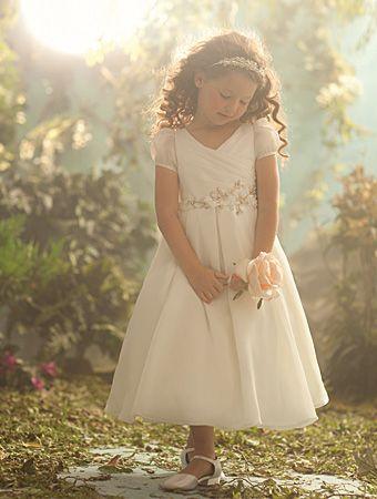 Sleeping beauty's blossom dress