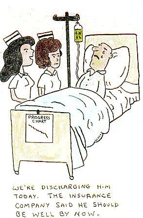 hospital humor | Hospital Humor ByBill Watts