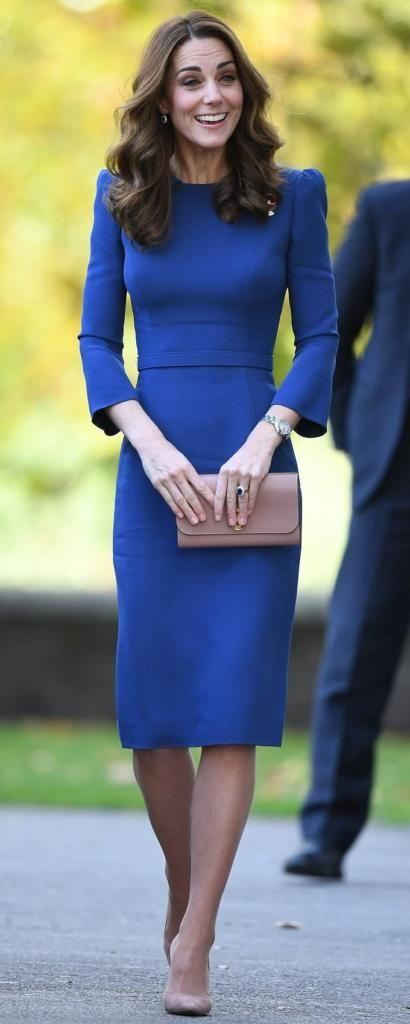 18789e6201a9 Cartier  Ballon de Bleu Cartier  Watch-Kate Middleton - Dress Like A Duchess