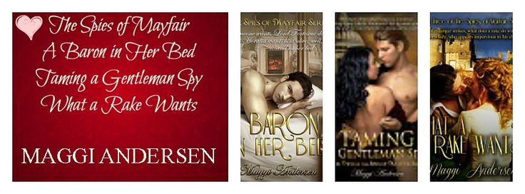 THE SPIES OF MAYFAIR SERIES