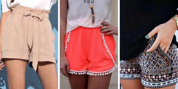 19 Shorts für Frauen im Shopper Trend Sommer 2018