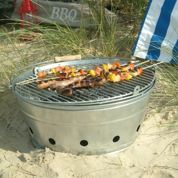 Garden Trading BBQ - Perfect for the beach!, available from The Beach Hut 01983 760026