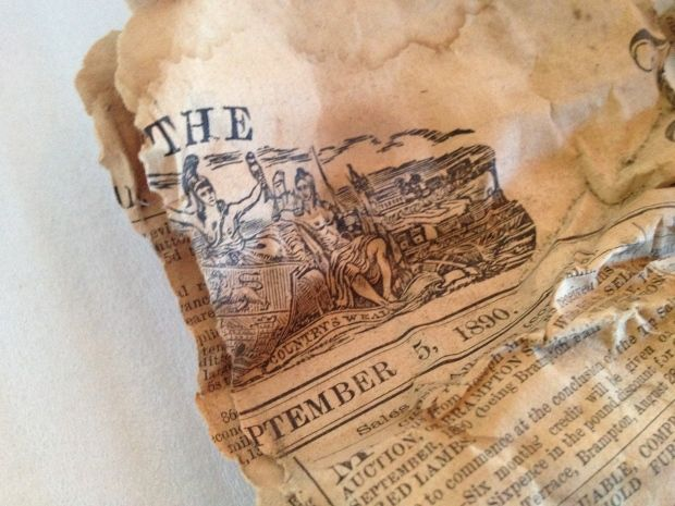 Fort Calgary uncovers mummified rat, 1890s newspaper during Hunt House restoration
