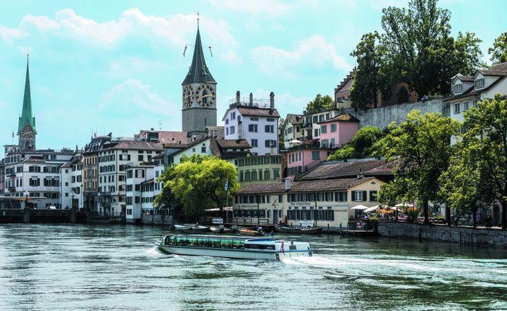O que fazer em Zurich (Zurique) na Suíça – Roteiro de 1, 2 ou 3 dias
