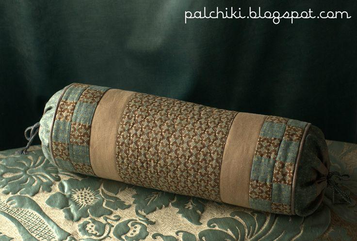 Подушка-валик для мужа