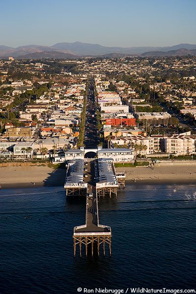 Crystal Pier and Pacific Beach San Diego, California  [ used to be owned by Willis Allen but I think he sold before he passed away ]