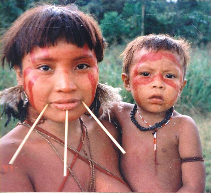 Indienii yanomami reprezintă ultimul mare trib din Amazonia (America de Sud). Ei trăiesc de-o parte şi de alta a fluviului Orinoco. Teritoriile lor cuprinde o parte din Venezuela şi Brazilia. Aceşti indieni trăiesc în comunităţi Citește mai mult →