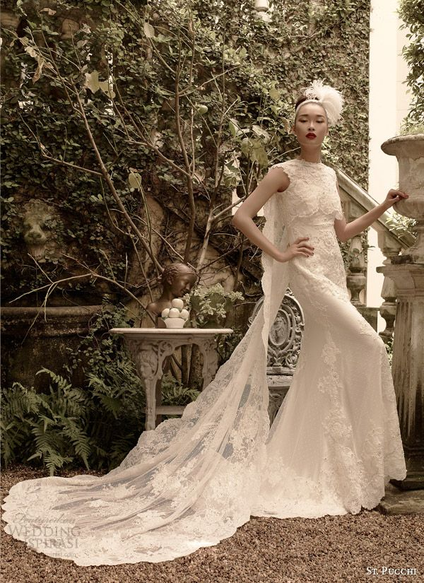 The Hottest 2015 Wedding Dress Trends — Part 1 | Wedding Inspirasi