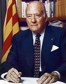 1977 -Josep Tarradellas