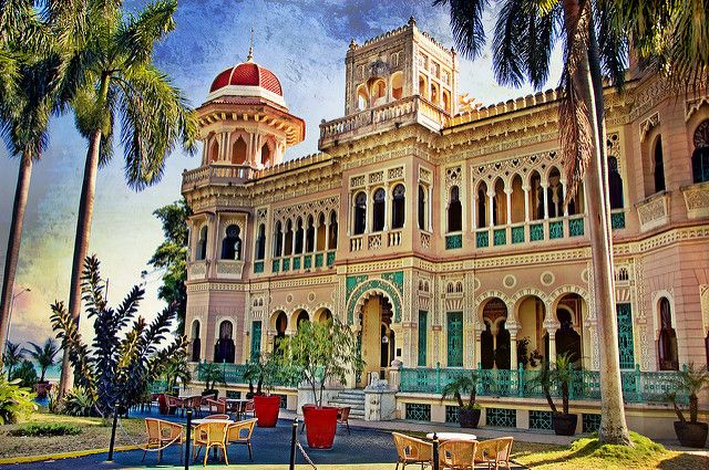 Palacio del Valle, Cienfuegos, Cuba   Flickr - Photo Sharing!