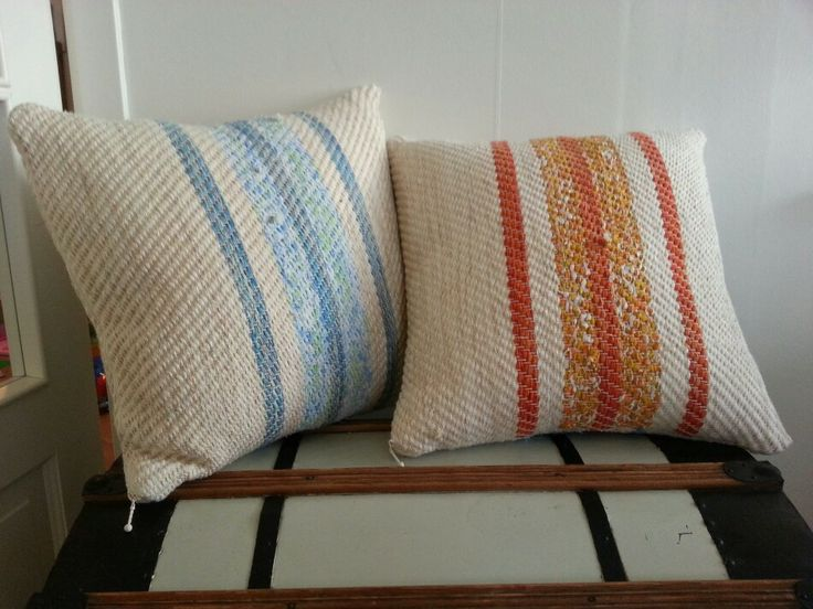 123 Best Handwoven Pillows Images On Pinterest Cushions