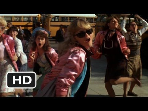 Grease 2 (1/8) Movie CLIP - Back to School Again (1982) HD - YouTube