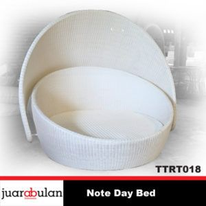 Note Day Bed Sofa bed Rotan Sintetis TTRT018