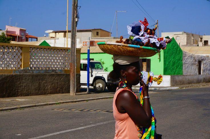 Santa Maria, Cape Verde. http://www.wandervibe.com/santa-maria-cape-verde/ #travel #capeverde #travelblog #blog #sal #island #santamaria #travelguide