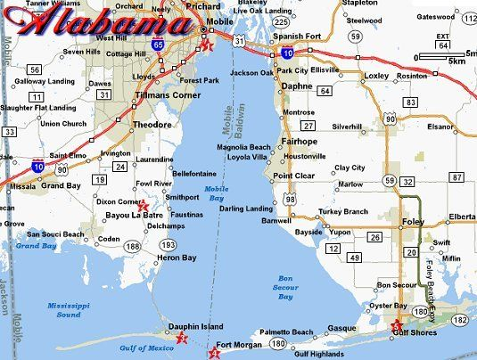 17 best places to visit on the alabama gulf coast images on