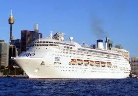 Pacific-Jewel-departs-Sydney #AustraliaDayOnboard