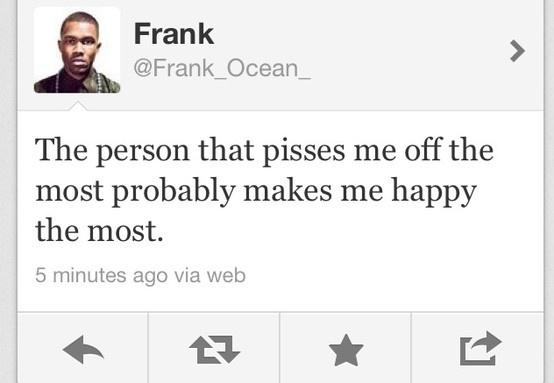 Frank Ocean Quote | Mu...