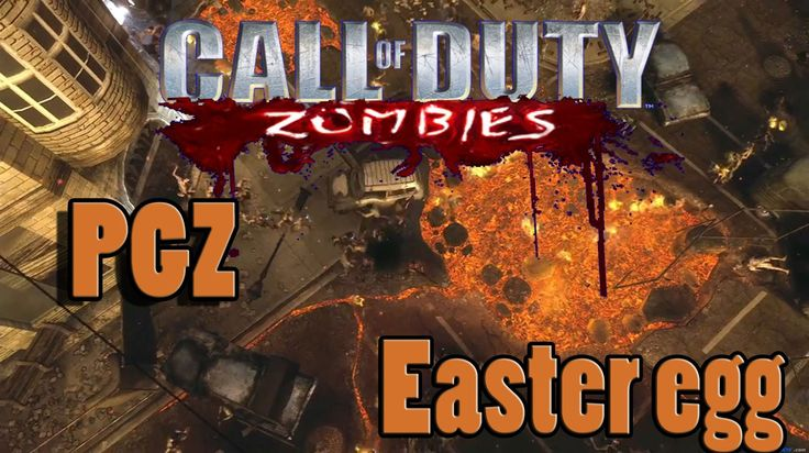 Call of duty zombies - PGZ small map