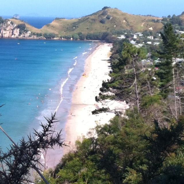 Hahei Beach, Coromandel NZ