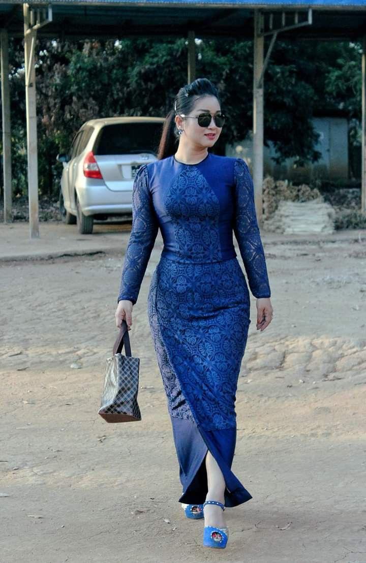 nan waiwai myint Myanmar Girls in 2019